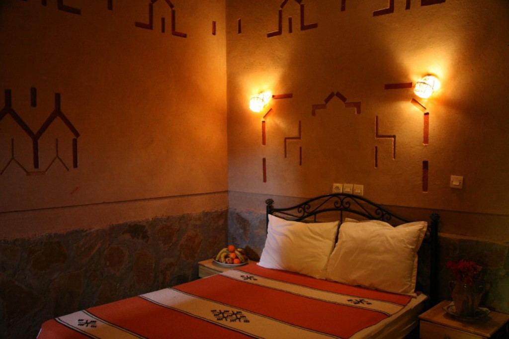 Rooms - Kasbah Nkob