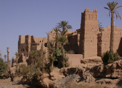 Kasbah Ennakhile - excursion ksar Akedim